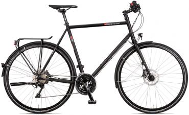 vsf fahrradmanufaktur T-500 30-G Deore Disc Trekking Bike 2017
