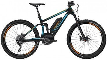 Univega Renegade BS 3.0 Elektro Fahrrad/27.5R Fullsuspension Mountain eBike 2017