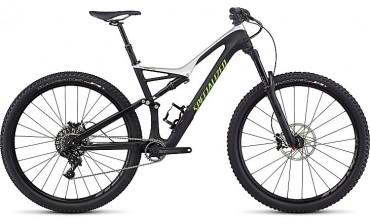 Specialized Stumpjumper FSR Comp Carbon 29R Twentyniner All Mountain Bike 2017