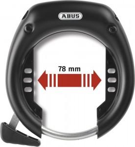 Abus Shield 5650 LH-3 Bike Rahmenschloss