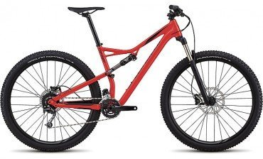 Specialized Camber FSR Mens 29R Twentyniner Fullsuspension Mountain Bike 2018