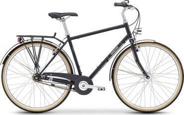 Breezer Downtown 8+ ST Woman Trekking Bike 2019