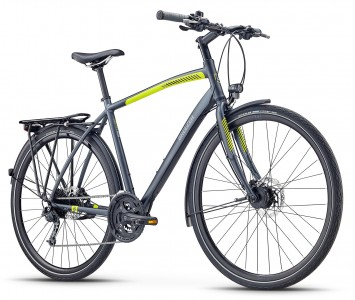 Breezer Liberty R2.1+ Trekking Bike 2019