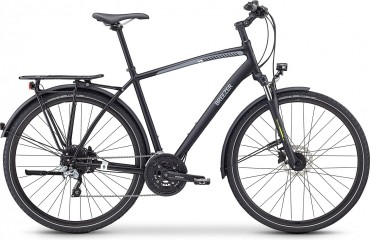 Breezer Liberty S1.5+ Trekking Bike 2019