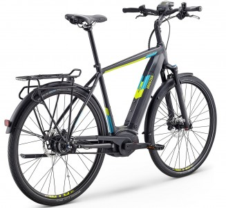 Breezer Powertrip Evo IG 1.1+ Bosch Elektro Fahrrad 2019
