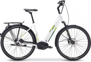 Breezer Powertrip Evo IG 1.1+ LS Bosch Damen Elektro Fahrrad 2019