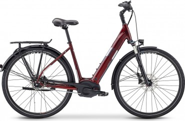 Breezer Powertrip Evo IG 1.3+ LS Bosch Damen Elektro Fahrrad 2019