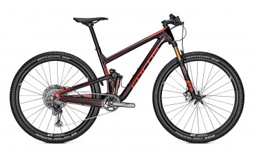 Focus O1E 9.9 29R Fullsuspension Cross Mountain Bike 2019