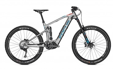 Focus Sam² 6.8 Shimano Steps Fullsuspension Elektro Enduro Mountain Bike 2019