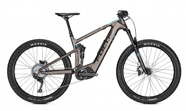 Focus Jam² 9.6 Plus Shimano Steps Fullsuspension Elektro All Mountain Bike 2019