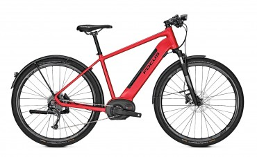 Focus Planet² 6.7 Bosch Touren & Sport Elektro Bike 2019