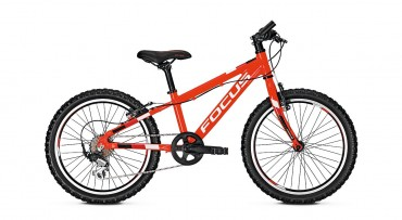 Focus Raven Rookie 20R Kinderfahrrad 2019 Red | 26cm
