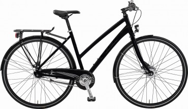 Fuji Absolute City 1.3 ST Woman Trekking Bike 2019