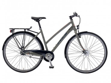 Fuji Absolute City 1.5 ST Woman Trekking Bike 2019