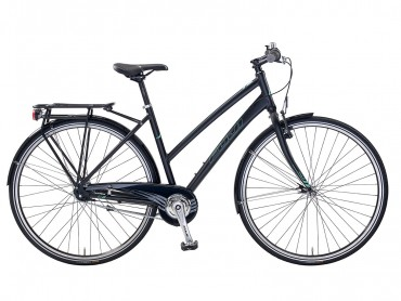 Fuji Absolute City 1.7 ST Woman Trekking Bike 2019