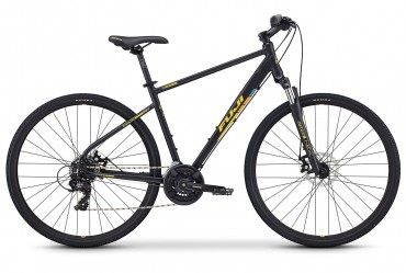 Fuji Traverse 1.7 Trekking Bike 2019