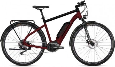 Ghost Hybride Square Trekking B4.8 AL U Bosch Elektro Fahrrad 2019
