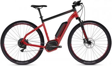 Ghost Hybride Square Cross B4.9 AL U Bosch Elektro Fahrrad 2019