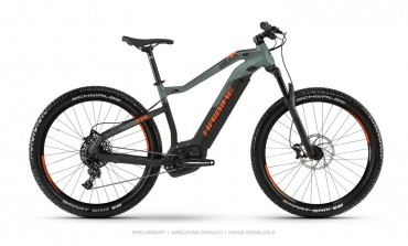 Haibike SDURO HardSeven 8.0 Bosch Elektro Fahrrad 2019