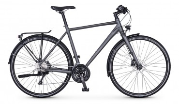 Rabeneick TS5 Shimano Deore LX 30-G Disc Trekking Bike 2019