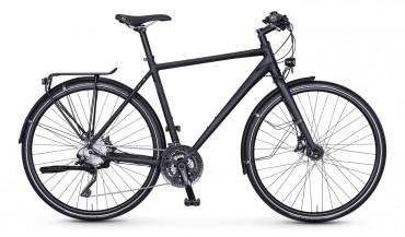 Rabeneick TS8 Shimano Deore XT 30-G Disc Trekking Bike 2019