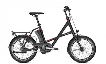 Raleigh Leeds Compact 17,0 Ah Impulse Elektro Fahrrad 2019