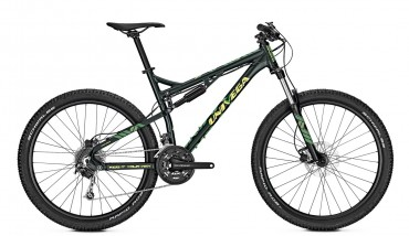 Univega Renegade 7.0 27.5R Fullsuspension Mountain Bike 2019