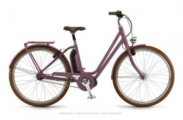 Winora Saya N7 400Wh Bosch Elektro Fahrrad 2019