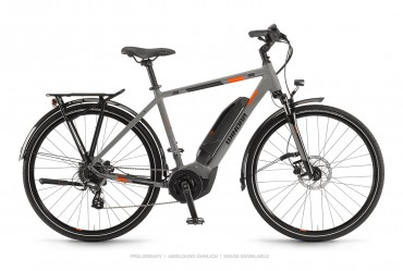 Winora Yucatan 8 Yamaha Elektro Fahrrad 2019