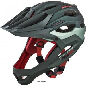 Alpina King Carapax Enduro Fahrrad Helm