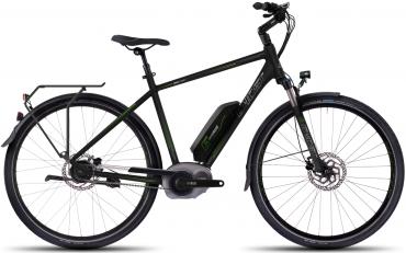 Ghost Andasol Trekking 5 Elektro Fahrrad/eBike 2016 S | Schwarz