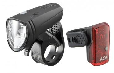 AXALED-Akku BeleuchtungssetGreen Line 15StVZO-zugelassen