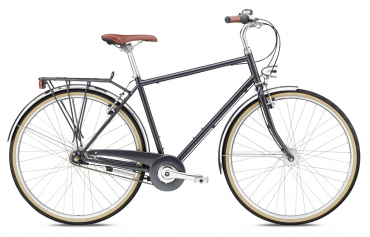 Breezer Downtown 7+ City / Trekking Bike 2018