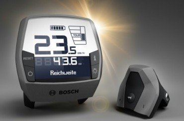 Bosch Intuvia Nachrüstkit LCD Display Bosch für ältere HMI Model