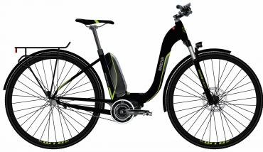 Breezer Greenway IG+ LS Shimano Steps Damen Elektro Fahrrad 2019