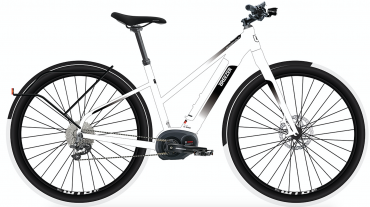 Breezer Powerwolf Evo+ ST Bosch Damen Elektro Fahrrad 2019