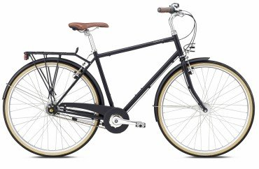 Breezer Downtown 8+ City / Trekking Bike 2018