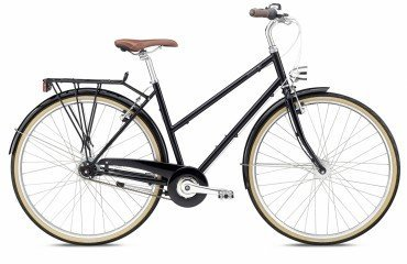 Breezer Downtown 8+ ST City / Trekking Bike 2018