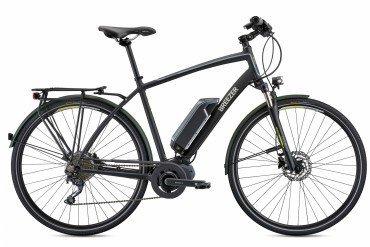 Breezer Greenway + Shimano Steps Elektro Fahrrad 2018