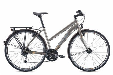 Breezer Liberty 2.1 R + ST Trekking Bike 2018