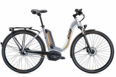 Breezer Powertrip 1.1 IG + LS Bosch Elektro Fahrrad 2018