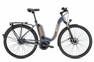 Breezer Powertrip 1.3 IG + LS Bosch Elektro Fahrrad 2018