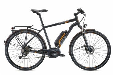 Breezer Powertrip + Bosch Elektro Fahrrad 2018