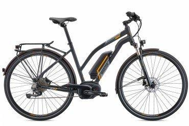 Breezer Powertrip + ST Bosch Elektro Fahrrad 2018