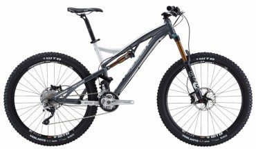 Breezer Repack Team 27.5R 650B All Mountain Bike 2014