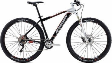 Breezer Thunder Team 29R Twenty Niner Mountain Bike 2015