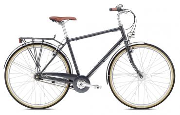 Breezer Downtown 7+ Trekking Bike 2018