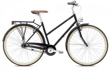 Breezer Downtown 8+ ST Trekking Bike 2018