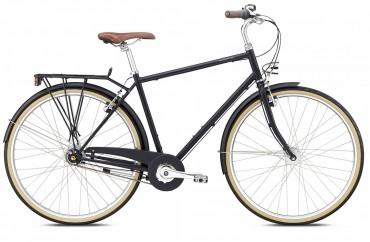 Breezer Downtown 8+ Trekking Bike 2018