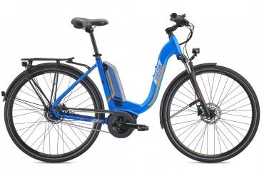 Breezer Powertrip 1.5 IG + LS Bosch Elektro Fahrrad 2018